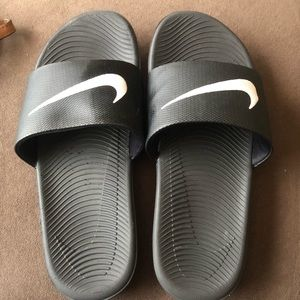 Youth Nike slides